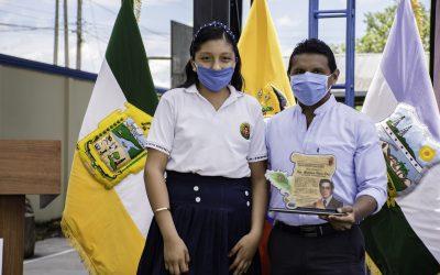 ESTUDIANTES DE LA ESCUELA JAIME ROLDÓS ESTRENARÁN AULAS